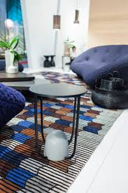 ligne roset alain gilles w8 table for is balanced with gray sandstone