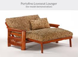 lounger futon seattle loveseat lounger futon bedrooms more seattle