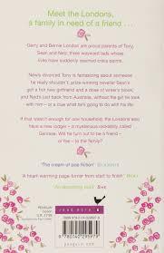 K He In Pink A Friend Of The Family Amazon De Lisa Jewell Fremdsprachige Bücher