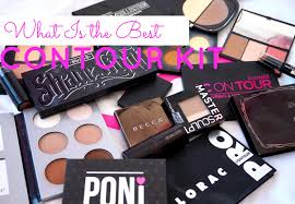 what is the best contour kit beauty in bold