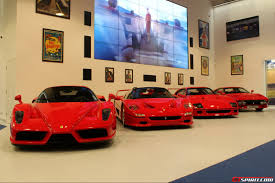 ferrari showroom new joe macari showroom is spectacular gtspirit