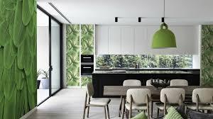 papier peint de cuisine quel papier peint choisir dans la cuisine