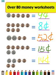 kids math money worksheets ipad reviews at ipad quality index