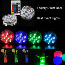 Waterproof Vase Lights Online Get Cheap Led Vase Light Aliexpress Com Alibaba Group