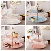 tiered cake stands 3 tier cake stands