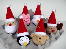 crocheted christmas some exciting free christmas crochet patterns for your home