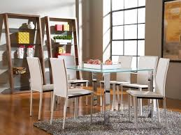 Slim Dining Chairs Slim Dining Table With Arcane Chairs Cort