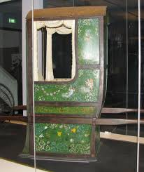 Sedan Chairs Curious Communications U2013 Inside The Collection