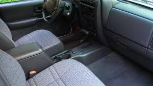 2001 Jeep Cherokee Sport Interior 4 500 Miles From New 2000 Jeep Cherokee Sport