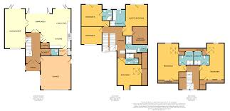 Trafford Centre Floor Plan Shrewsbury Road Manchester M25 6 Bedroom Detached House For Sale