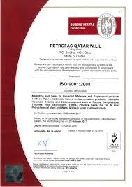 bureau veritas qatar petrofac qatar