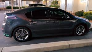lexus ls430 lowering springs anybody lowered their volt yet archive gm volt chevy volt forum