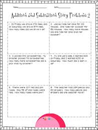 subtraction common core subtraction worksheets 2nd grade free