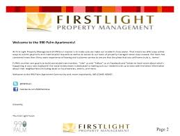first light customer service 990 palm ave apartments resident handbook