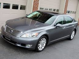 lexus ls 460 images 2012 lexus ls 460 l awd stock 004360 for sale near edgewater