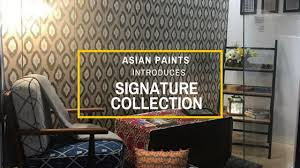 asian paints introduces u201csignature look u201d yo womaniya