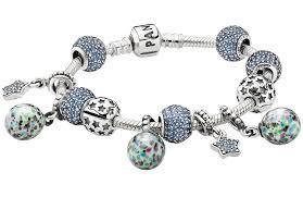 pandora charm bracelet jewelry images Pandora charm bracelet port shopping spree png
