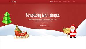 dw one page christmas wp theme wordpress themes creative market