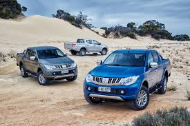 mitsubishi mq triton utility problems and recalls