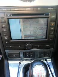 camera on denso touchscreen in car entertainment mk3 mondeo