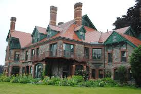 Old Mansions Gilded Age Mansion In Milton To Be Preserved For The Public U0027s Use