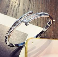 bangle charm bracelet diy images Sale direct selling party trendy cz new bangle crystal from jpg