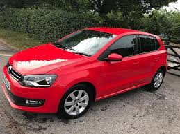 volkswagen inside 13 plate volkswagen polo in red excellent condition inside and out