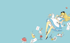alice in wonderland wallpaper hd art photo muslimah animation