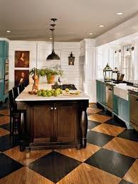 Wood Floor Kitchen by 304 Best Painted Floors Images On Pinterest Home Homes And Kitchen