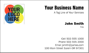 Business Card Template Online Free Free Business Cards