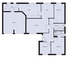 large bungalow house plans bedroom bungalow house plans in kenya savae org single story nz