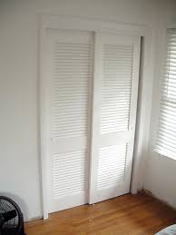 Closet Doors Louvered Louvered Sliding Closet Doors Adeltmechanical Door Ideas