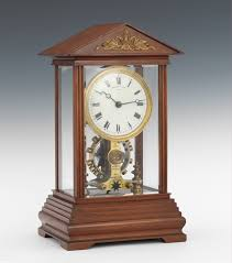 Hamilton Mantel Clock Clocks Barometers And Timepieces September 2012