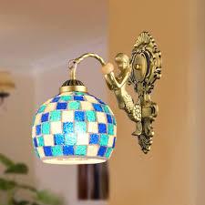 decorative mermaid wall lamp for home decor u2013 my soul u0026 spirit