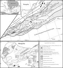 early permian high k calc alkaline volcanic rocks from nw inner