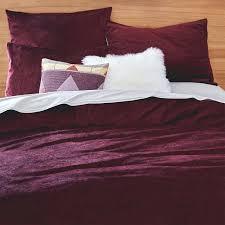 crushed velvet duvet cover purple velvet duvet cover king velvet