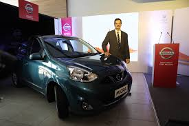 nissan micra new launch nissan updates micra for india plans 4 new launches until 2021