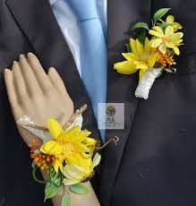 wrist corsage supplies handmade corsages flowers wedding supplies groom boutonniere