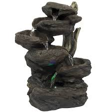 Waterfalls For Home Decor Shop Amazon Com Tabletop Fountains