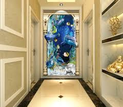hs3851 3d epoxy floor 3d ceramic tiles kitchen digital wall tile