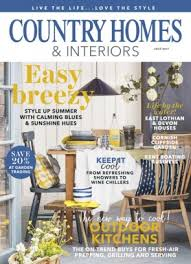 Country Homes And Interiors Country Homes U0026amp Interiors Magazine July 2017 Issue U2013 Get Your