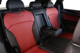bentley bentayga red interior 2018 bentley bentayga stock 8n021086 for sale near vienna va