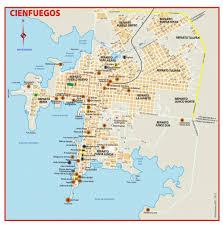 Cuban Map Cuba Maps