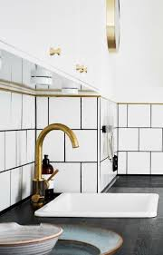 Brass Bathroom Fixtures by Unlacquered Brass Faucet Sinks And Faucets Decoration
