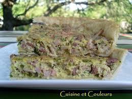 cuisiner des andouillettes tarte à l andouillette cuisine et couleurs