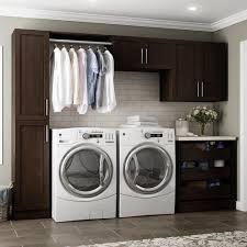 modifi horizon 60 in w white laundry cabinet kit enl60a hpw the