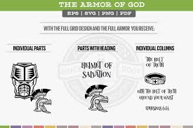 armor of god by after ten graphics design bundles