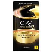 Olay Bb olay total effects moisturiser bb spf15 medium 50ml health
