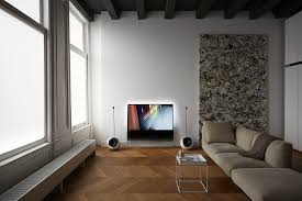 philips design fernseher philips design line en smart tv i ett enda stycke glas