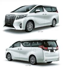 nissan indonesia all new toyota alphard and vellfire officially launched in